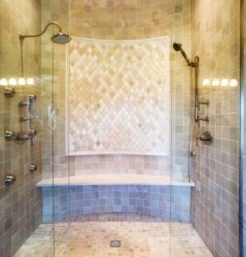 Beautiful Bathroom Tile Photos