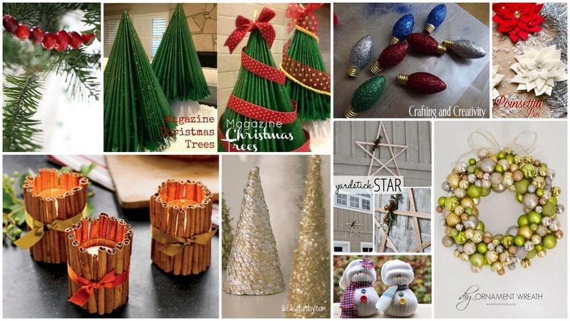 Simple Christmas Decor Easy DIY Decor Nashville TN