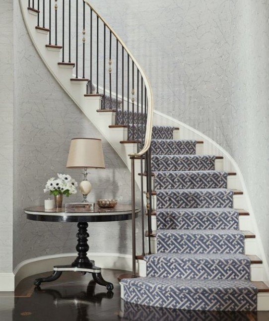 "Stair Runners:  The ""Forgotten"" Detail in Many Homes"