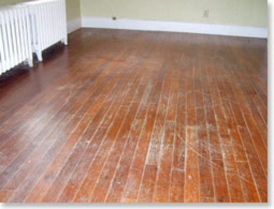Hardwood flooring…What should you expect when you finish hardwood flooring on site?
