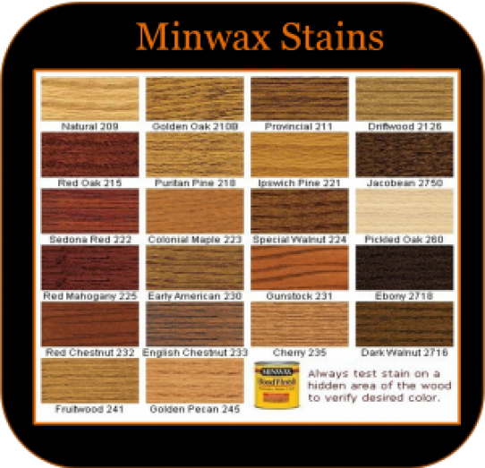 Choosing the Right Color Stain for your Hardwood Floor