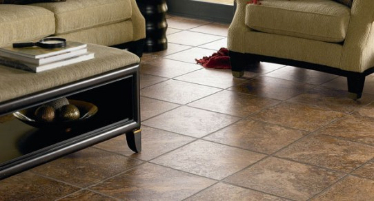 Inexpensive and Durable flooring: Luxury Vinyl Tile